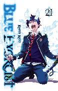Cover-Bild zu Kazue Kato: Blue Exorcist, Vol. 21