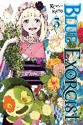 Cover-Bild zu Kato, Kazue: Blue Exorcist, Vol. 3