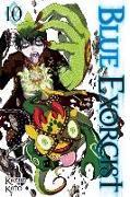 Cover-Bild zu Kato, Kazue: Blue Exorcist, Vol. 10