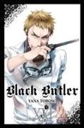 Cover-Bild zu Yana Toboso: Black Butler, Vol. 21