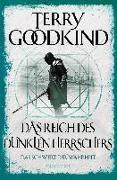 Cover-Bild zu Das Reich des dunklen Herrschers - Das Schwert der Wahrheit von Goodkind, Terry