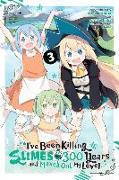 Cover-Bild zu Yusuke Shiba: I've Been Killing Slimes for 300 Years and Maxed Out My Level, Vol. 3 (manga)