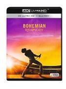 Cover-Bild zu Bryan Singer (Reg.): Bohemian Rhapsody - 4K + 2D