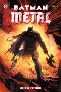 Cover-Bild zu Snyder, Scott: Batman Metal - Komplettausgabe (Deluxe Edition)