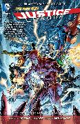 Cover-Bild zu Johns, Geoff: Justice League Vol. 2: The Villain's Journey (The New 52)