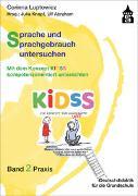 Cover-Bild zu Sprache und Sprachgebrauch untersuchen von Luptowicz, Corinna