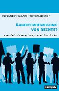 Cover-Bild zu Arbeiterbewegung von rechts? (eBook) von Fischer, Michael (Beitr.)