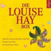 Cover-Bild zu Die Louise-Hay-Box von Hay, Louise
