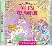 Cover-Bild zu Einhorn-Paradies (CD) von Blum, Anna