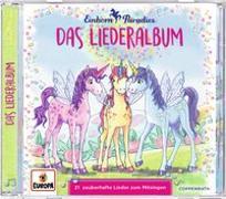 Cover-Bild zu Einhorn-Paradies: Das Liederalbum (CD) von Blum, Anna