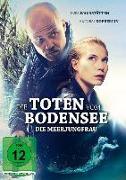Cover-Bild zu Die Toten vom Bodensee - Die Meerjungfrau von Berndt, Timo