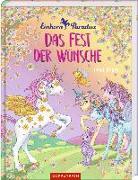 Cover-Bild zu Einhorn-Paradies (Bd. 3): Das Fest der Wünsche von Blum, Anna