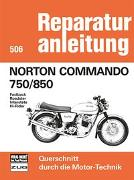 Cover-Bild zu Norton Commando 750/850