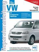Cover-Bild zu VW T5 / Transporter / Multivan