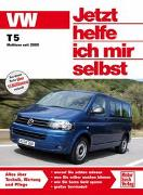 Cover-Bild zu VW Transporter T5 / Multivan von Korp, Dieter