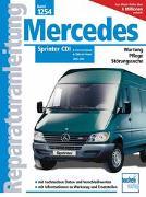 Cover-Bild zu Mercedes-Benz Sprinter CDI 2000 bis 2005