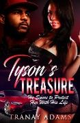 Cover-Bild zu Tyson's Treasure (eBook) von Adams, Tranay