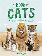 Cover-Bild zu A Book of Cats von Viggers, Katie