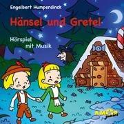 Cover-Bild zu eBook Hänsel und Gretel - Hörspiel mit Musik