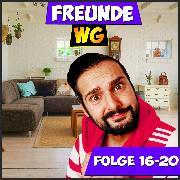 Cover-Bild zu Folge 16-20 (Audio Download) von WG, Freunde
