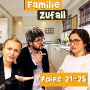 Cover-Bild zu Folge 21-25 (Audio Download) von Zufall, Familie