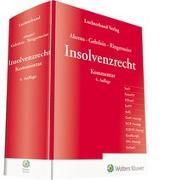 Cover-Bild zu Insolvenzrecht von Ahrens, Martin (Hrsg.)