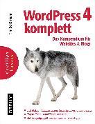 Cover-Bild zu WordPress 4 komplett (eBook) von Schürmann, Tim