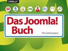 Cover-Bild zu Das Joomla!-Buch von Schürmann, Tim