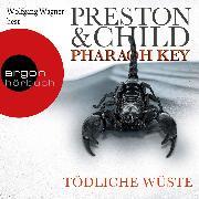 Cover-Bild zu Pharaoh Key - Tödliche Wüste (Gekürzte Lesung) (Audio Download) von Child, Lincoln