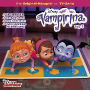 Cover-Bild zu Disney/ Vampirina - Folge 5: Die Grusel-Girls/ Der Spieleabend/ Oma ist die Beste/ Zwei Freundinnen auf einen Schlag (Audio Download) von Stark, Conny