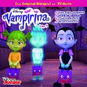 Cover-Bild zu Disney - Vampirina - Folge 9: Keine Angst, Vampirina!/ Magischer Hausputz/ V wie Valenstinstag/ Die Grusellehrerin (Audio Download) von Stark, Conny