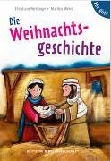 Cover-Bild zu Die Weihnachtsgeschichte. Für dich! von Herrlinger, Christiane