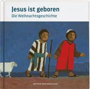 Cover-Bild zu Jesus ist geboren von Haug, Hellmut