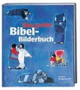 Cover-Bild zu Das große Bibel-Bilderbuch von Kort, Kees de (Illustr.)