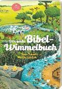 Cover-Bild zu Das große Bibel-Wimmelbuch von Jeschke, Tanja
