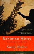 Cover-Bild zu Family Matters von Mistry, Rohinton