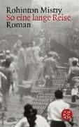 Cover-Bild zu So eine lange Reise (eBook) von Mistry, Rohinton