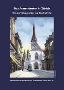 Cover-Bild zu Das Fraumünster in Zürich von Niederhäuser, Peter (Hrsg.)