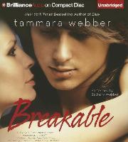Cover-Bild zu Breakable von Webber, Tammara