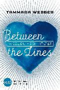 Cover-Bild zu Between the Lines: Weil du mich hältst (eBook) von Webber, Tammara