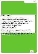 Cover-Bild zu Untersuchung des Abgasverhaltens bezüglich der gesetzlich nicht limitierten Schadstoffe Aldehyde & Ketone bzw. polyzyklische aromatische Kohlenwasserstoffe (eBook) von Achilles, Peter