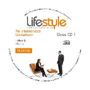 Cover-Bild zu Pre-Intermediate: Lifestyle Pre-intermediate Class Audio CDs - Lifestyle von Whitby, Norman