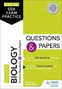 Cover-Bild zu Essential SQA Exam Practice: Higher Biology Questions and Papers (eBook) von Dickson, Billy