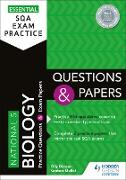 Cover-Bild zu Essential SQA Exam Practice: National 5 Biology Questions and Papers (eBook) von Dickson, Billy