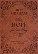 Cover-Bild zu Hope for Each Day Morning and Evening Devotions (eBook) von Graham, Billy