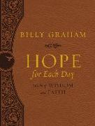 Cover-Bild zu Hope for Each Day Deluxe (eBook) von Graham, Billy