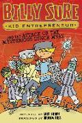 Cover-Bild zu Billy Sure Kid Entrepreneur and the Attack of the Mysterious Lunch Meat (eBook) von Sharpe, Luke