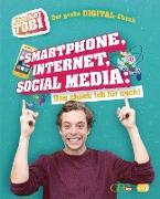 Cover-Bild zu Checker Tobi - Der große Digital-Check: Smartphone, Internet, Social Media - Das check ich für euch! (eBook) von Eisenbeiß, Gregor