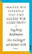 Cover-Bild zu Salzburger Bachmann Edition von Bachmann, Ingeborg