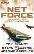 Cover-Bild zu Net Force. Im Auge der Verschwörung (eBook) von Preisler, Jerome